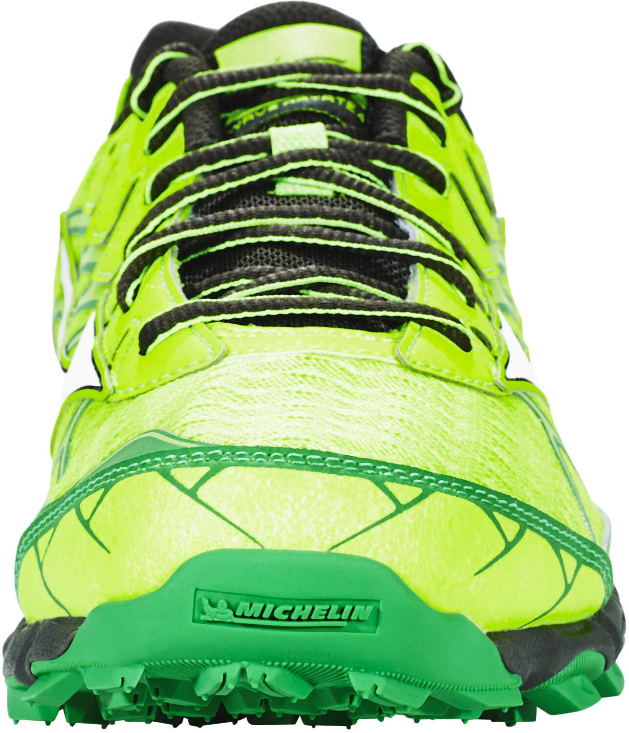 competitive price c51d2 1ebc5 Mizuno Wave Hayate 4 - Zapatillas running Hombre - verde